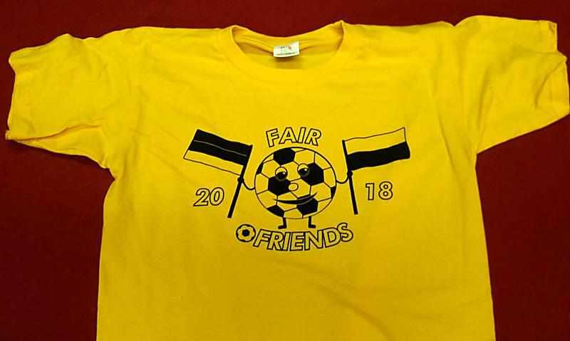 FAIR FRIENDS 2018 Logo-T-Shirt