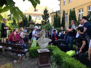 Visit to Szczecin