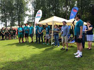 first round Szczecin